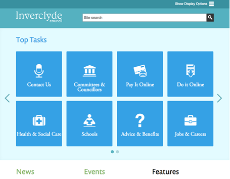 Inverclyde Council - Home page