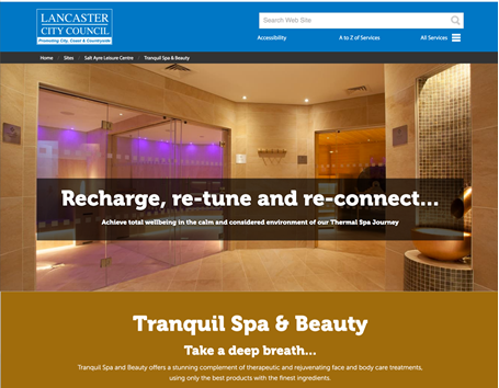 Tranquil Spa and Beauty offers a stunning complement of therapeutic and rejuvenating face and body care treatments,