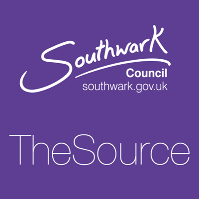 theSource - southwark council intranet logo