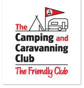 Camping and Carvanning Club logo